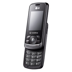How to unlock LG KP270