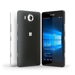 Unlocking by code Microsoft Lumia 950 XL