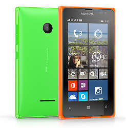 Unlocking by code Microsoft Lumia 532