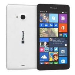 Unlocking by code Microsoft Lumia 535