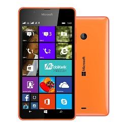 Unlocking by code Microsoft Lumia 540 Dual SIM