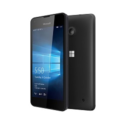 Unlocking by code Microsoft Lumia 550