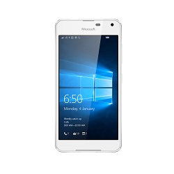 Unlocking by code Microsoft Lumia 650