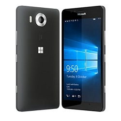 Unlocking by code Microsoft Lumia 950