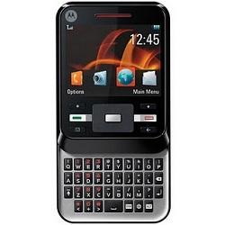 Unlocking by code Motorola A45 Motocubo