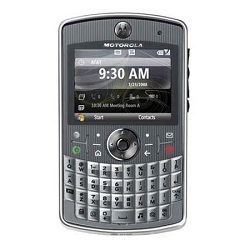 Unlocking by code Motorola Q Global