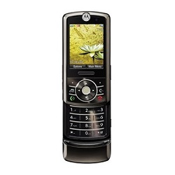 Unlocking by code Motorola Z6w