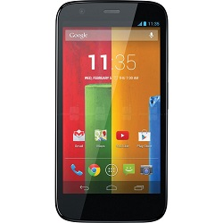 Unlocking by code Motorola Moto G XT1072
