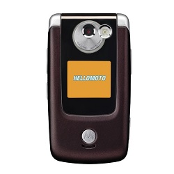 Unlocking by code Motorola E895