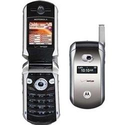 Unlocking by code Motorola V267p