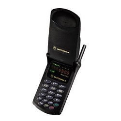 Unlocking by code Motorola StarTac 6000