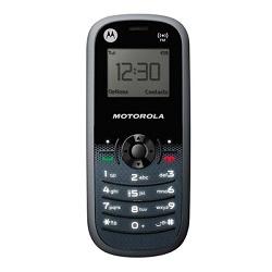 Unlocking by code Motorola WX161
