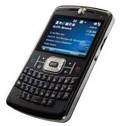 Unlocking by code Motorola Q q9