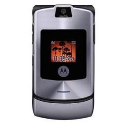 How to unlock Motorola V3e