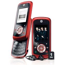 Unlocking by code Motorola EM25 ROKR