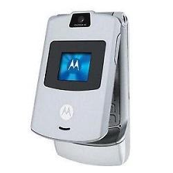 Unlocking by code Motorola V3g
