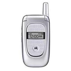 Unlocking by code Motorola V190