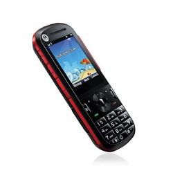 Unlocking by code Motorola VE440