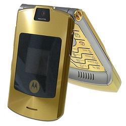 Unlocking by code Motorola V3i