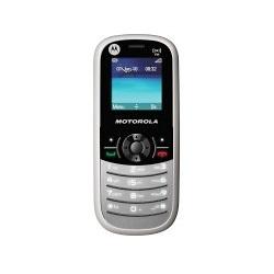 Unlocking by code Motorola WX181