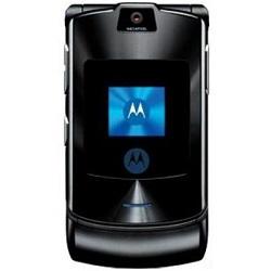Unlocking by code Motorola V3ie
