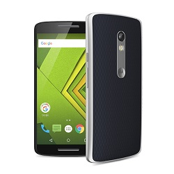 Unlocking by code Motorola Moto X Play