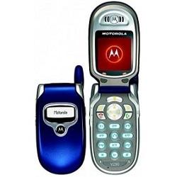 Unlocking by code Motorola V290