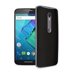 Unlocking by code Motorola Moto X Style
