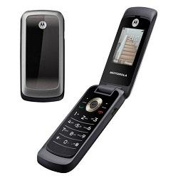 Unlocking by code Motorola WX265