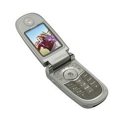 Unlocking by code Motorola V600