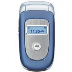 Unlocking by code Motorola V196