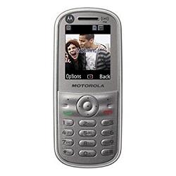 Unlocking by code Motorola WX280