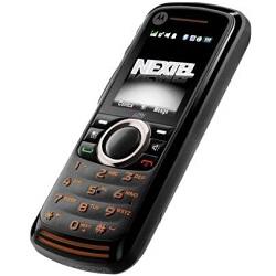 Unlocking by code Motorola i296