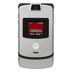 How to unlock Motorola V3M