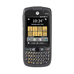 Unlocking by code Motorola ES400