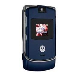 Unlocking by code Motorola V3r