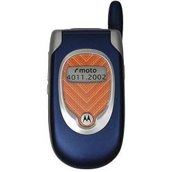 Unlocking by code Motorola V295