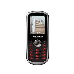 Unlocking by code Motorola WX290