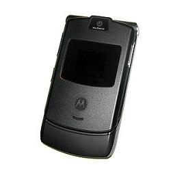 Unlocking by code Motorola V3re