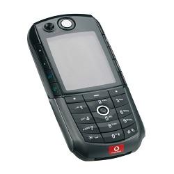 Unlocking by code Motorola E1001