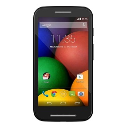 How to unlock Motorola Motorola Moto E