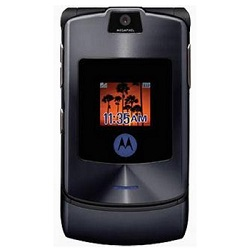 Unlocking by code Motorola V3t
