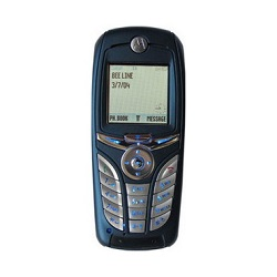 Unlocking by code Motorola C390