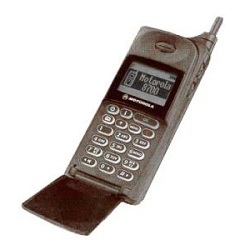 Unlocking by code Motorola 8700