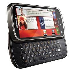 Unlocking by code Motorola Cliq 2