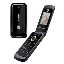 Unlocking by code Motorola WX295