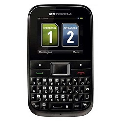 Unlocking by code Motorola EX109 Motokey Mini
