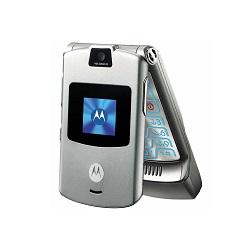 Unlocking by code Motorola V3v