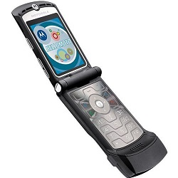 How to unlock Motorola V3