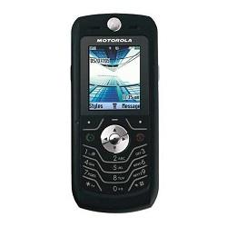 Unlocking by code Motorola L6 Black